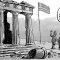 La Grèce en crise, la Grèce en ruines