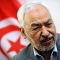 Rached Ghanouchi, président du bureau exécutif d'Ennahda