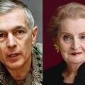 Wesley Clark et Madeleine Albright font du business au Kosovo
