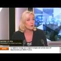 Marine Le Pen sur l'intervention au Mali – I-Télé, 18 janvier 2013