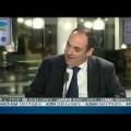 Olivier Delamarche sur BFM Business – 08 janvier 2013