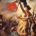 La Liberté guidant le Peuple, ou la France en situation pré-révolutionnaire