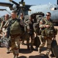 Les militaires français au Mali