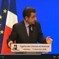 Sarkozy et le métissage
