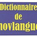 dictionnaire de novlangue de Michel Geoffroy