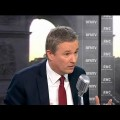 Nicolas Dupont-Aignan sur BFMTV – 02 janvier 2013