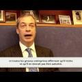 Entretien avec Nigel Farage : pour une Europe des Nations – 15 janvier 2013