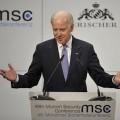Joe Biden a sa conception de la sécurité mondiale...