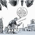 Les armes de destruction massive, argument systématique de l'Empire pour justifier ses ingérences