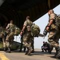 Les militaires français interviennent au Mali...