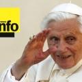 Sur France Info, la chasse à Benoît XVI est toujours ouverte !