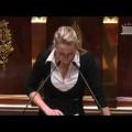 Intervention de Marion Maréchal-Le Pen à l'Assemblée Nationale sur le projet de refonte de l'école (12 mars 2013)