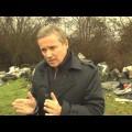 Nicolas Dupont-Aignan sur les camps de Roms en Essonne (mars 2013)