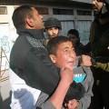 Quand l'armée israélienne raflent des enfants palestiniens à Hebron – 20 mars 2013