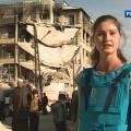 Anastasia Popova en Syrie