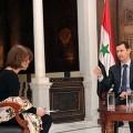 Entrevue de Bachar Al-Assad par le Sunday Times