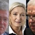 Joxe et Charasse protégés par ll'Etat depuis plus de vingt ans... Mais pas Marine Le Pen !