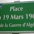Le 19 mars 1962, prétendue fin de la guerre d'Algérie, ou quand la France officielle crache sur ses morts...