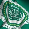 Le drapeau de la Ligue Arabe