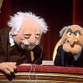 Statler et Waldorf, les vieux Muppets se foutent bien du jeunisme ambiant..