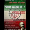 Jean-Michel Vernochet invité de Radio Courtoisie pour «Iran, la destruction nécessaire» (06 avril 2013)