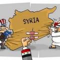 La Syrie, déchirée à l'intérieur par les marionnettistes de l'extérieur...