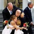 Un mariage gay à New York en novembre 2012...