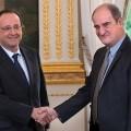 Avec Pierre Lescure et François Hollande, les nouveaux impôts, c'est maintenant !