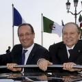 Bouteflika Hollande, l'amour-haine de carnaval des relations franco-algériennes