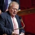 Jacques Myard à l'Assemblée Nationale