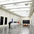 La galerie d'art abstrait du FRAC de Rennes