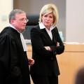 Sylvie Andrieux vient d'être condamnée à trois ans dont un ferme à Marseille