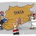 La Syrie, après le Kosovo, l'Irak et la Libye... L'empire use encore et toujours des mêmes ficelles médiatiques