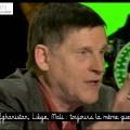 Guaino dans les cordes face à Michel Collon et Roland Dumas sur le Mali et la Libye – CSOJ (janvier 2013)