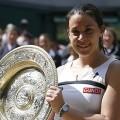 Marion Bartoli Cendrillon ou Bécassine du tennis français