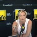 Marine Le Pen : de l'Egypte au retour de Sarkozy, un « vaudeville grotesque » ! (juillet 2013)