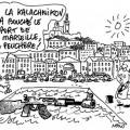 Marseille, son soleil,son port, sa population typique... ses règlements de compte