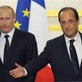 Syrie la Russie dit non, la France se vassalise puis se ridiculise....