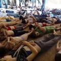 attaque chimique en Syrie, une monstrueuse mise en scène sous pilotage de l'Arabie saoudite