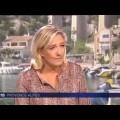 Marien Le Pen à son meilleur dans La Voix est Libre sur France 3 Provence-Alpes (14 septembre 2013)