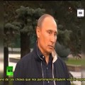 Vladimir Poutine sur les menaces d'intervention en Syrie (document RT sous-titré en français – août 2013)