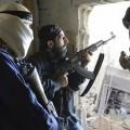 Des rebelles syriens à Jobar, une banlieue de Damas