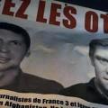 Ghesquière et Taponier, faux héros mais vrais zozos du journalisme français