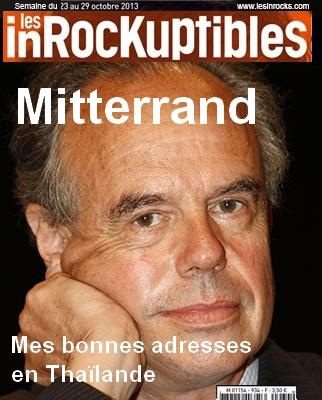 les inrocks Mitterrand