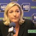 Marine Le Pen – Lundi Politique sur France Bleu (30 septembre 2013)