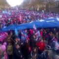 La Manif pour Tous de Versailles du 15 décembre 2013..