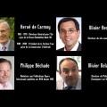 Réflexions sur la crise financière et économique – Olivier Delamarche, Philippe Béchade, Olivier Berruyer et Hervé de Carmoy (décembre 2013)
