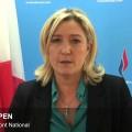 Marine Le Pen alerte les Français : « Nos libertés sont en péril ! » (13 janvier 2014)