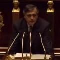 Philippe Séguin, à l'Assemblée Nationale, le 5 mai 1992