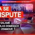 Ca se Dispute sur i-Télé avec Eric Zemmour (07 février 2014)